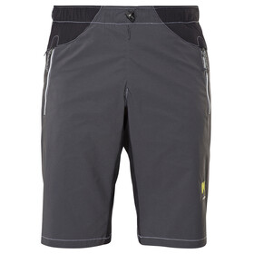 Karpos Rock Shorts Men grey/black